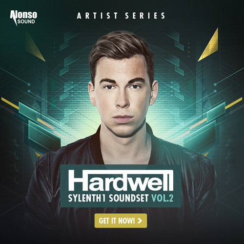 Hardwell Sylenth1 Soundset Vol. 2