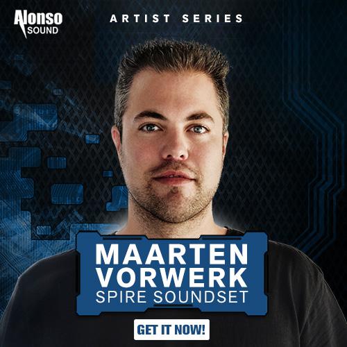Maarten Vorwerk Spire Soundset